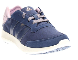 Adidas Performance Womens Element Refresh Running Shoe Navy Purple Sz 8 - $59.39