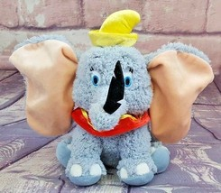 """Disney Parks WDW Exclusive Dumbo 9"""" Plush Circus Outfit With Black Crow ... - $12.34"""