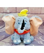 "Disney Parks WDW Exclusive Dumbo 9"" Plush Circus Outfit With Black Crow ... - $12.34"