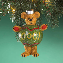 "Boyds Bearstone ""NOEL"" #4016676- 4"" Ornament- 2010 - $26.99"