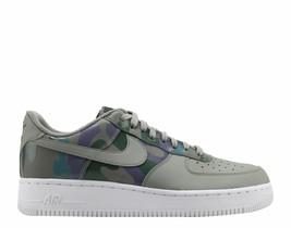 UOMO Nike Air Force 0.3m07 LV8 Scarpe Numeri 12.5 Scuro Stucco 823511 008 - $64.97
