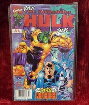 Marvel Comics Even the Incredible Hulk Fears The Power Of The Watcher # 473 - $3.99