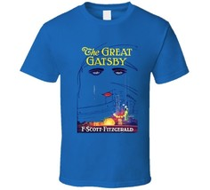 The Great Gatsby T Shirt Unisex Movie Tee Novelty Glam Fashion Gift New Top - $9.87+