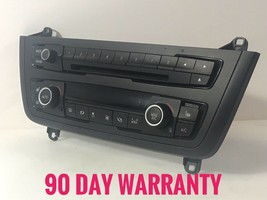 """G109"" 12 13 14 BMW 328i Radio  Panel Face Plate Information Display 61319261099 - $84.15"