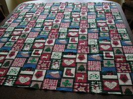 LUNCHEON/CARD TABLE TABLECLOTH AND NAPKINS - $10.99