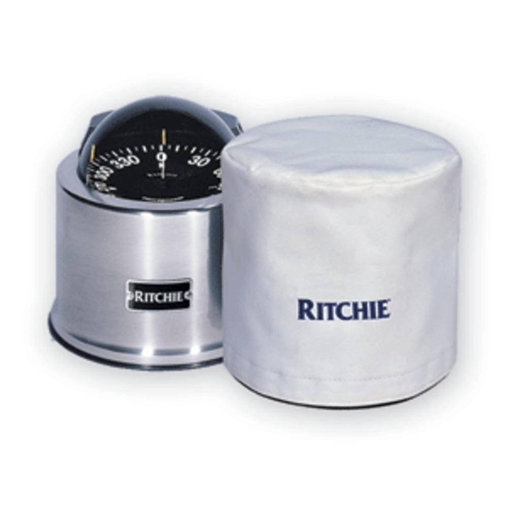 Ritchie GM-5-C 5 GlobeMaster Binnacle Mount Compass Cover - White