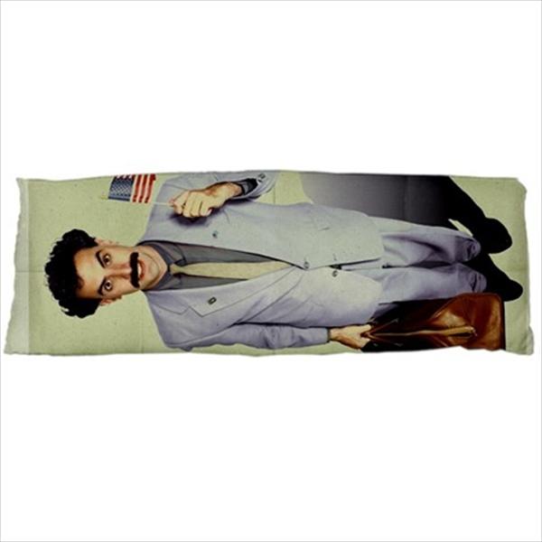 dakimakura body hugging pillow case borat - $36.00