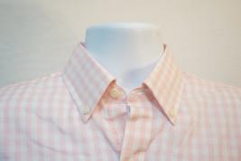 Arrow Boardwalk SUPER-LIGHTWEIGHT Short Sleeve Button Front Shirt, Medium 7583 - $9.00