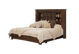 Anton Brown Queen Size Storage Bed - $1,856.25
