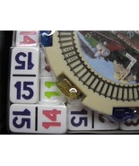 mexican train game Double 15 Mexican Train Free Shipping USA Numbered Tiles - $42.95