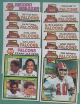 1979 Topps Atlanta Falcons Football Set - $4.99