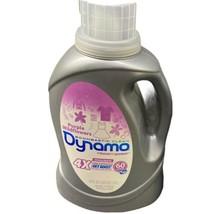 Dynamo Purple Wildflowers Laundry Detergent 60 Fl Oz - $48.45