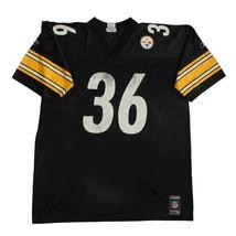 "Pittsburg Steelers Jerome Bettis #36 ""The Bus"" NFL Reebok Jersey Size XXL Men's - $42.57"