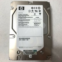 "HP EF0300FARMU 516810-001 300GB 6G sas 3.5"" 9FL066-035 - $24.19"