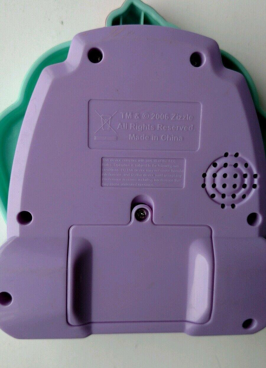2006 handheld electronic Walt Disney Little Mermaid travel game with sound image 4