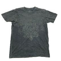 Fibbia Affliction Uomo Sdrucito T-Shirt Adulto Grande Signature Series U... - $30.01
