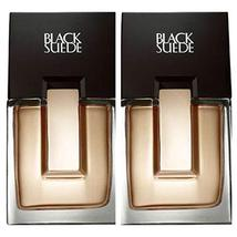 Avon Black Suede Eau de Toilette Spray 3.4 Fl Oz LOT OF 2 Sold By The Gl... - $32.00