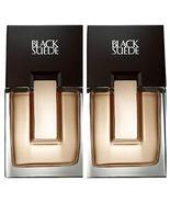 Avon Black Suede Eau de Toilette Spray 3.4 Fl Oz LOT OF 2 Sold By The Gl... - $32.00