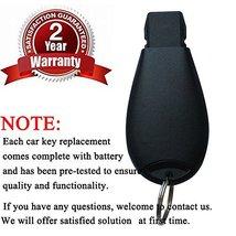 Key Fob Compatible for 2008-2010 Chrysler 300 2008-2012 Dodge Challenger 2008-20 image 2