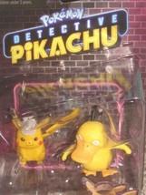 Pokemon Detective Pikachu Movie 2019 Mini Figure Set Psyduck New - $12.95