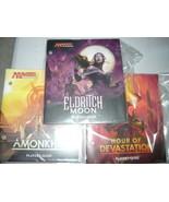 MTG Magic The Gathering HOUR OF DEVASTATION ELDITCH AMONKHET Players Gui... - $14.98