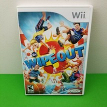 """Wipeout 3 Wii Game Complete Case With Manual """"Time to Conquer the Big Ba... - $6.63 CAD"""