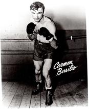 Carmen Basilio N Champion Vintage 8X10 BW Boxing Memorabilia Photo - $4.99