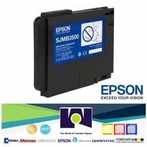 Genuine Epson C33S020580 SJMB3500 Maintenance Box for TM-C3500 US Location - $39.57