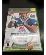 EA Sports NCAA Football 2005/XSN Sports Top Spin Combo XBox Game - CIB - $7.11