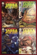Star Wars Jabba the Hutt: Dynasty Trap, Gaar Suppoon Hit, Betrayal, Namp... - $9.30