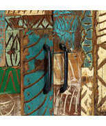 vidaXL Hand Carved Sideboard Solid Reclaimed Wood Side Cabinet Storage S... - $158.99
