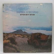 Vintage Barbra Streisand Stoney End Record Album Vinyle LP - $30.01