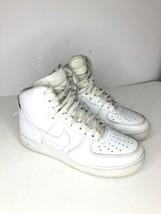 Air Force1/Nikes/White/315121-115/Sz 7 1/2/Women/#854 - $49.49