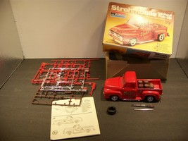 Monogram Stroh's Beer Strohmobile '55 Ford Pickup 1/24 scale Model Assembled - $89.99
