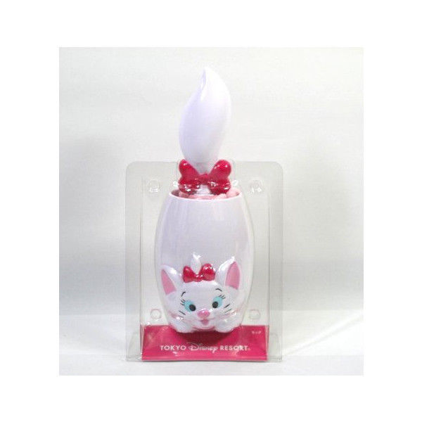 Tokyo Disney Resort Limited Aristocat Marie Riobbn Mop Desk cleaner pink japan