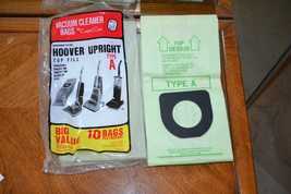 Mixed lot of Type A vacuum cleaner bags for uprights - 7 bags total. - $5.99