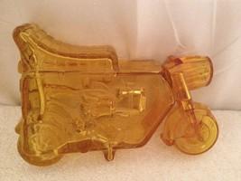 Avon Decanter Sure Winner Bracing Glass Lotion Mini Bike -No Handle Bars... - $5.90
