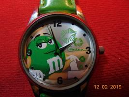 2008, M & M Green, Quartz Analog Wristwatch. - $12.99