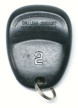 OEM 01 - 04 CADILLAC SEVILLE KEYLESS ENTRY REMOTE 25695967 TRANSMITTER D... - $15.79