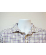 Polo Ralph Lauren Midweight Button-Front Shirt, Excellent, Men's XL 1008 - $13.24