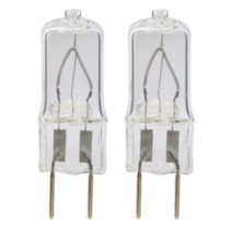 2 Pcs Lamp 20W WB36X10213 Halogen Bulb Replacement for WB36X10246 GE - RK - $20.00