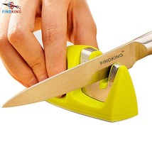 Kitchen Knife Sharpener Ceramic Diamond Blade Knives Sharpening  Househo... - $10.54