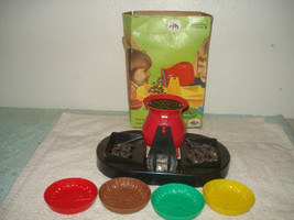 VINTAGE DON'T SPILL THE BEANS GAME BY SCHAPER, 1970, COMPLETE - $24.74