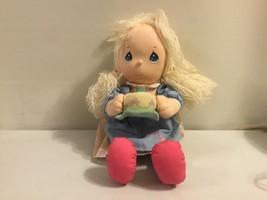 "Enesco Precious Moments 2004 Birthday Wishes FEBRUARY's Child 10"" Doll - $14.84"