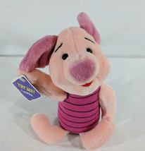 LM VINTAGE 1994 Mattel Winnie The Pooh Sniffles Sniffling Piglet Plush Toy NEW - $9.49