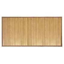InterDesign Bamboo Floor Mat, 24-Inch by 48-Inch, Natural - $49.19