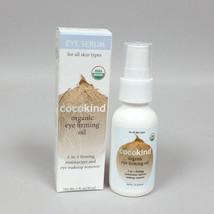 Cocokind Organic 2-in-1 Eye Firming Moisturizer & Eye Makeup Remover Ser... - $21.99