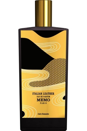 ITALIAN LEATHER by MEMO 5ml Travel Spray VANILLA MYRRH ORRIS LABDANUM Perfume