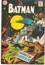 Batman #204 (Aug 1968, DC) - $20.06