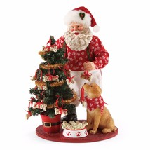 """4056215 Possible Dreams Clothtique Santa """"Good ... - $79.19"""